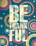 Bright Be Thankful
