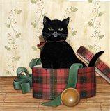 Christmas Kitty IV