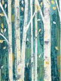 Birches in Spring II