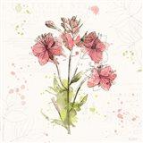 Floral Splash V