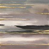 Gilded Morning Fog II Gold