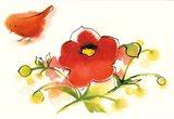 Flores Rojas III