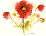 Flores Rojas IV