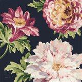 Mixed Floral IV Crop II Pastel