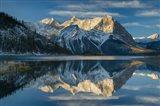 Kananaskis Lake Reflection