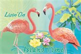 Island Time Flamingo I