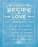 Life Recipes I Blue