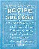 Life Recipes II Blue