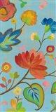 Folk Song Floral II