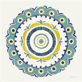 Lakai Circle II Blue and Yellow