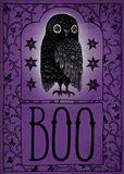 Vintage Halloween Boo