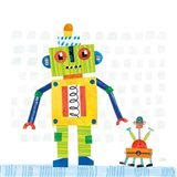 Robot Party IV on Square Toys
