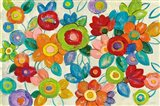 Decorative Flowers Bright