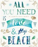 Love and the Beach I