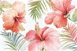 Tropical Blush I