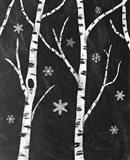 Snowy Birches II