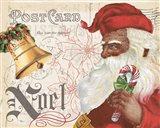 Antique Holiday II Santa