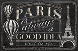 Vive Paris I