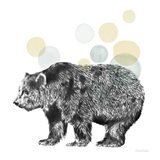 Sketchbook Lodge Bear Neutral