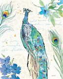 Peacock Garden II