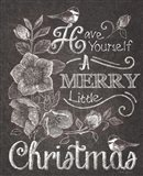 Chalkboard Christmas Sayings II