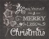 Chalkboard Christmas Sayings V