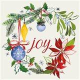 Watercolor Christmas VI