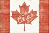 Oh Canada Flag