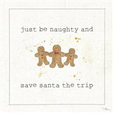 Christmas Cuties VI - Just be Naughty and Save Santa the Trip