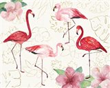 Tropical Fun Bird VIII