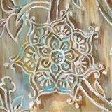 Henna III Blue