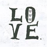 Love Gray Hearts