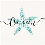 Sea Charms I Teal