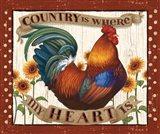 Country Heart I Dots v2