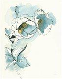 Carols Roses II Cerulean