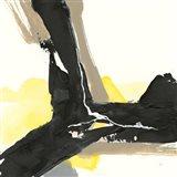 Black and Yellow III