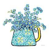 Floral Teacups IV