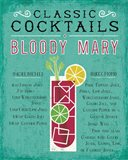 Classic Cocktail Bloody Mary