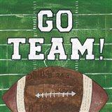 On the Field I Go Team
