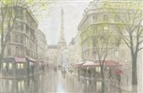 Pale Impression of Paris