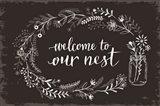 Our Nest I Black