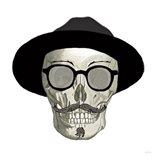 Hipster Skull III