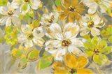 Scattered Spring Petals