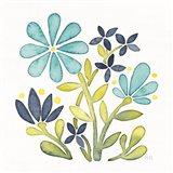 Garden Getaway Flowers I