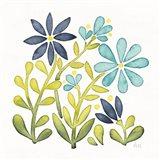 Garden Getaway Flowers II