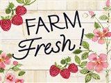 Life on the Farm Sign I