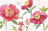 Pink Garden I