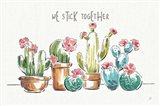 Desert Bloom I