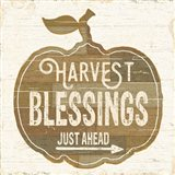 Harvest Blessings Just Ahead