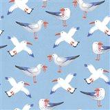 Coastal Birds Pattern II